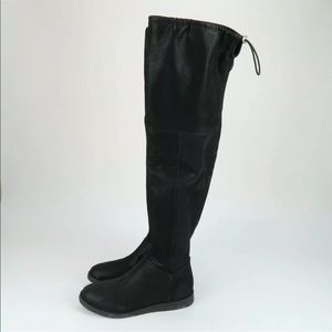 Bcbgeneration Brennan knee high slouch boots 7.5 M